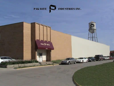 About Pak-Rite Industries Metro Detroit Packaging Company